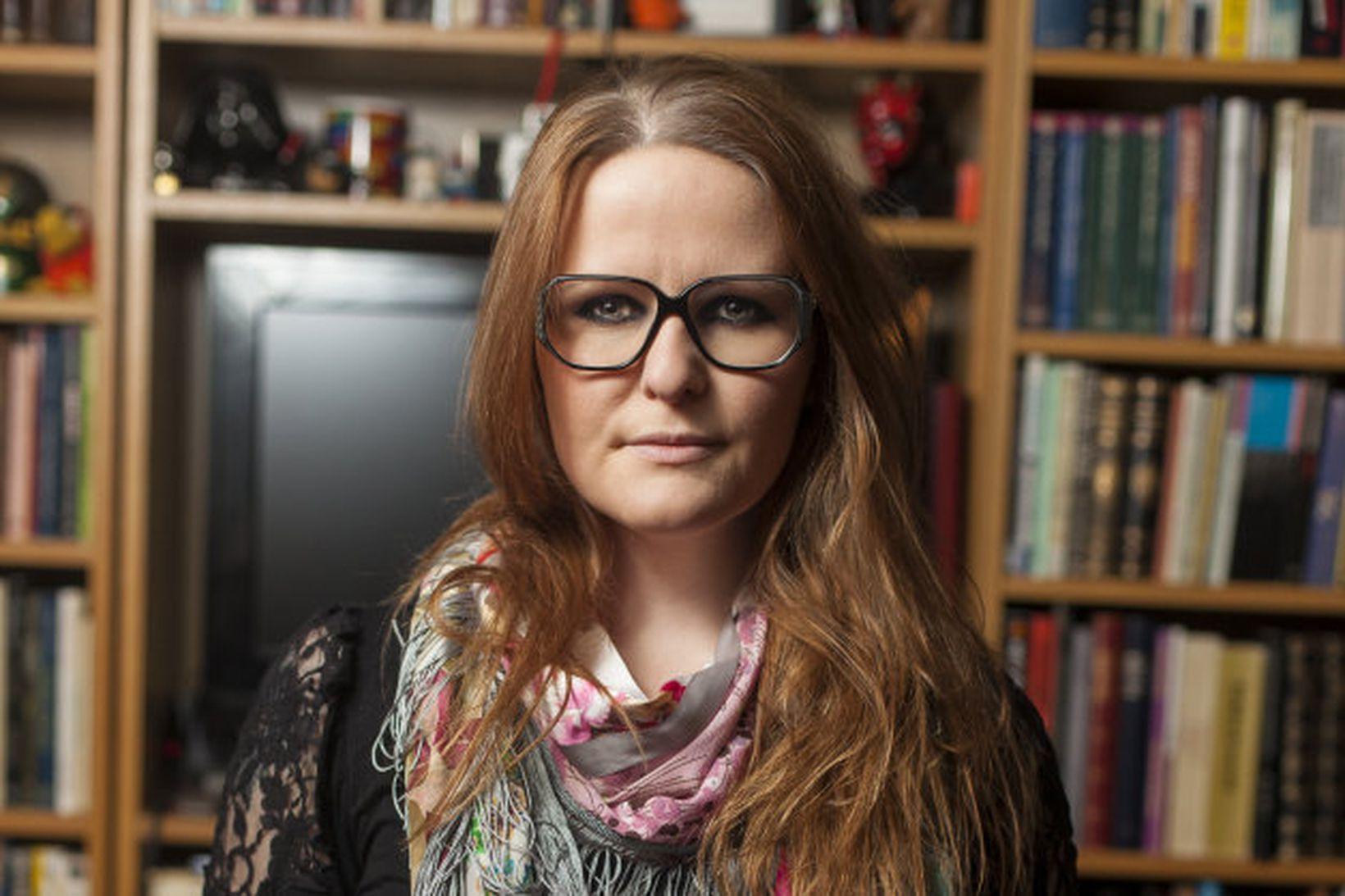 Alma Geirdal er komin á líknardeild.