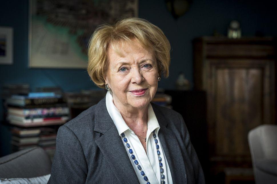 Vigdís Finnbogadóttir fyrrverandi forseti Íslands.