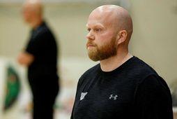 Einar Árni Jóhannsson, þjálfari Njarðvíkur.