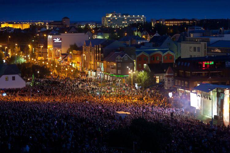 Reykjavík Culture Night