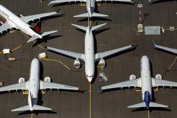 Dennis Muilenburg, yfirmaður hjá Boeing, segir það forgangsmál hjá flugvélaframleiðandanum að koma fluvélunum aftur í …