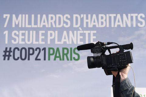 The Conference gets under way in Paris on 30 November.
