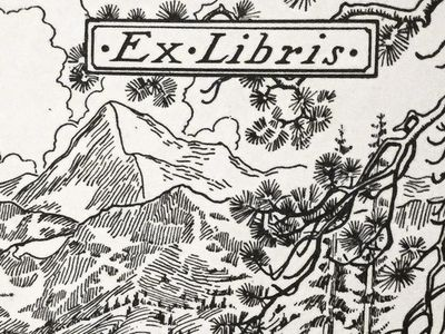 Ex librist | Bookplates then and now