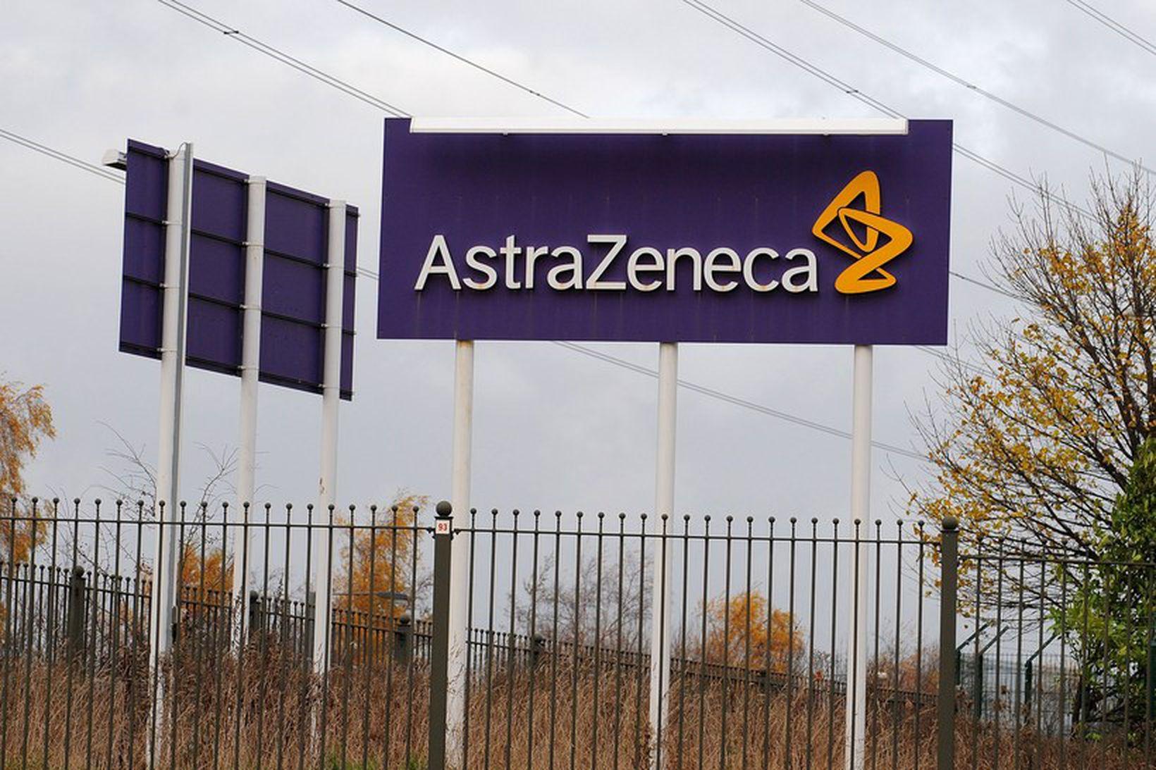AstraZeneca hefur þróað bóluefni við kórónuveirunni í samstarfi við Oxford-háskóla.
