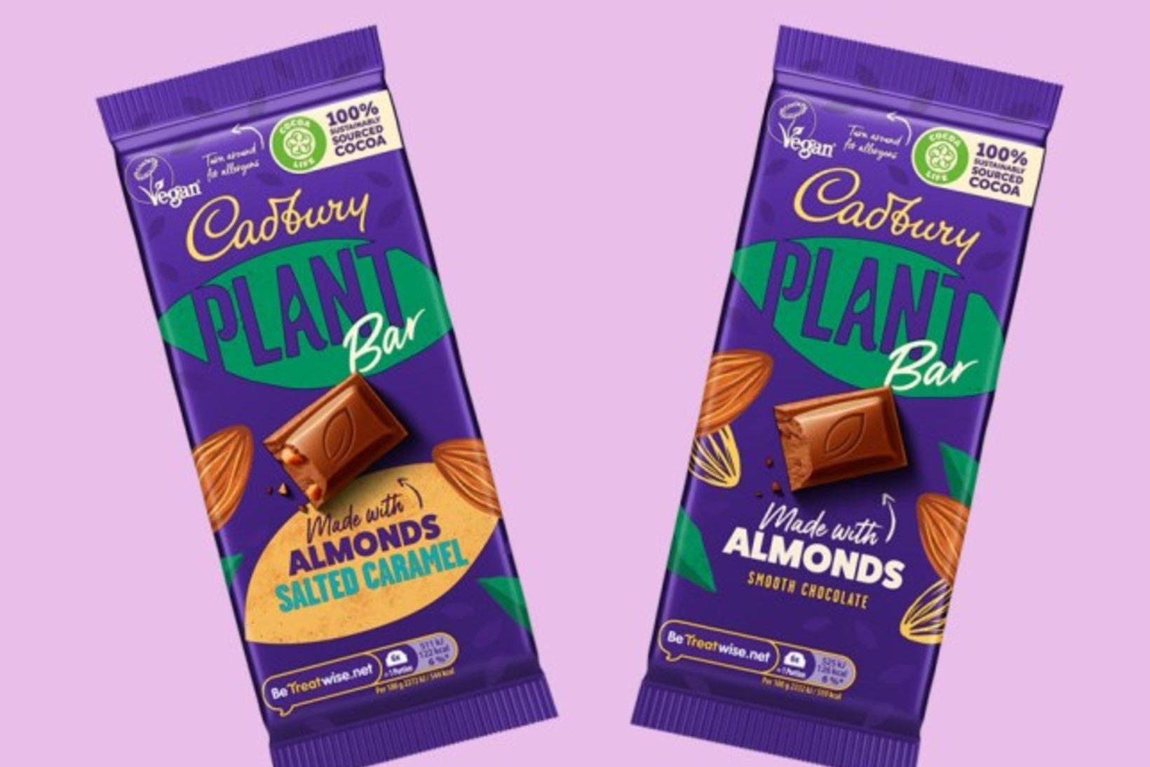 Tvær nýjungar frá Cadbury!