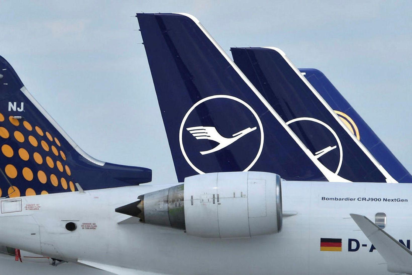 Lufthansa fær veglega ríkisaðstoð fari svo að hluthafar flugfélagsins samþykki …
