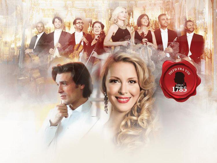 Nýárstónleikar 2018 - Schönbrunn Palace Orchestra