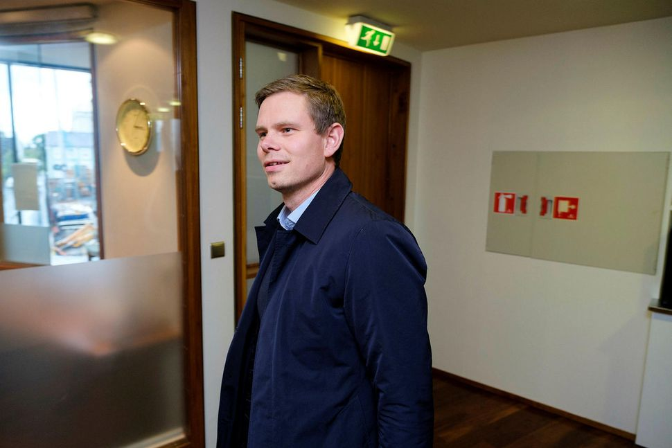 Vilhjálmur Árnason, þingmaður Sjálfstæðisflokksins.