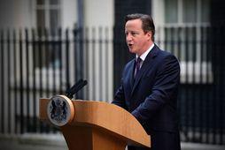 David Cameron, forsætisráðherra Bretlands