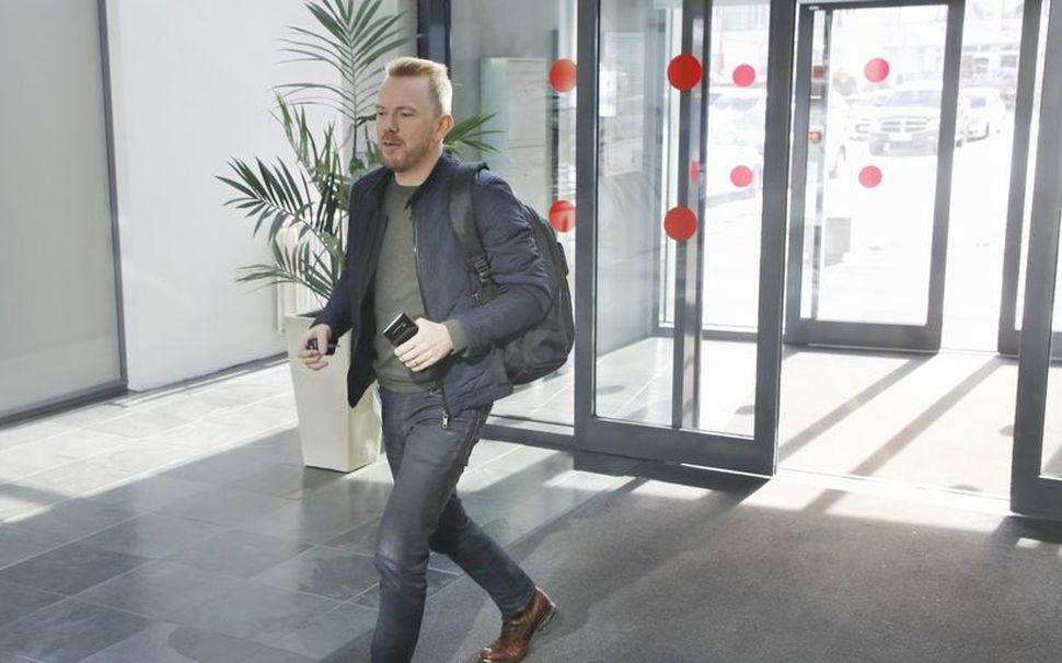 Ragnar Þór Ingólfsson kemur á fundinn í dag.