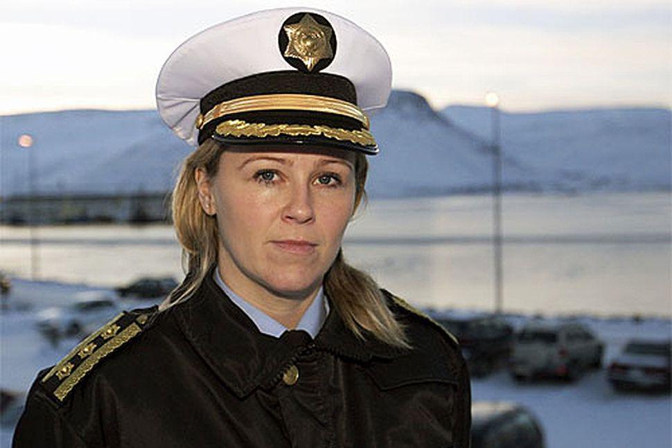 Sigríður Björk Guðjónsdóttir