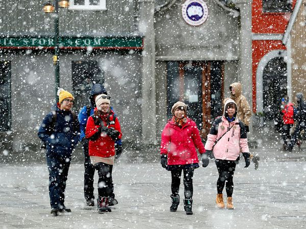 Over  2,3 million tourists visited Iceland last year.