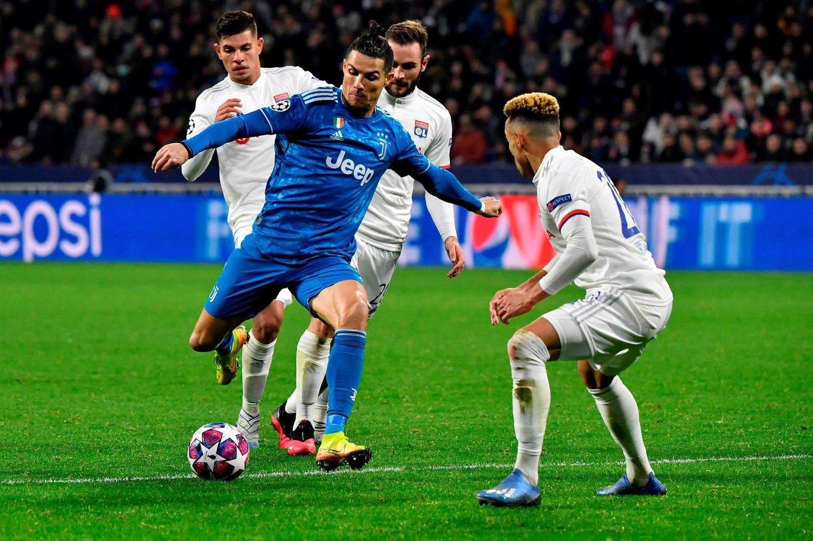 Það er nóg til hjá Cristiano Ronaldo.