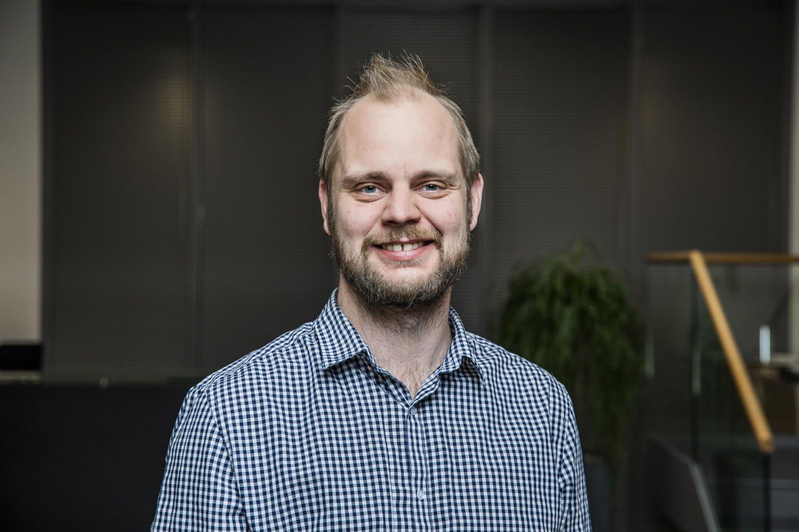 Mímir Kristjánsson skipar sæti Rauða flokksins á norska Stórþinginu.