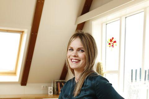"""Shove it up your patriarchy"" says MP Björt Ólafsdóttir."