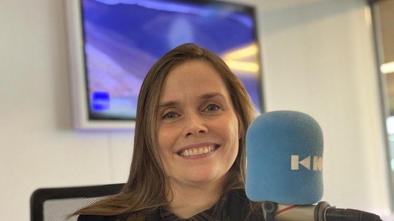 Katrín opnar sig – Bitrust yfir að fá ekki að ræða Eurovision