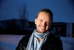 Birgir Örn Guðjónsson eða Biggi lögga eins og hann er kallaður.