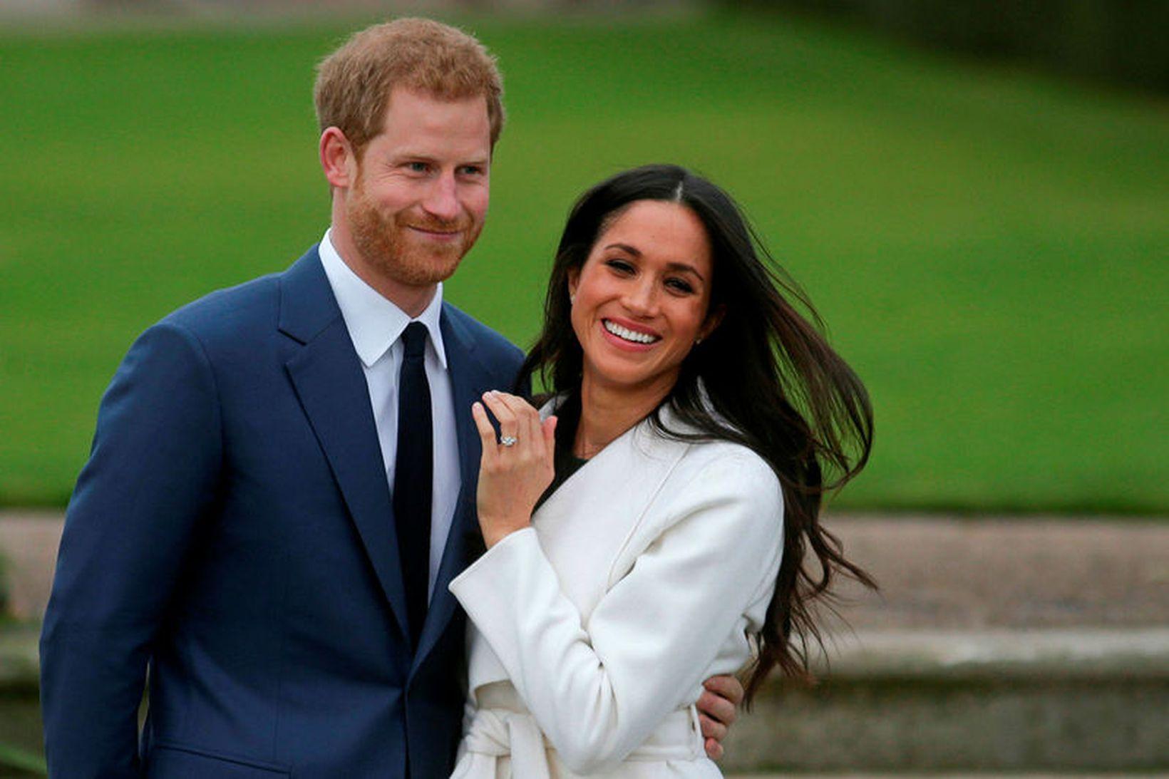 Harry og Meghan kynntust á áratugnum sem er að líða. …