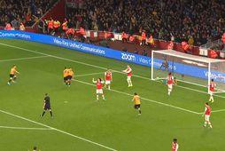 Enn tapar Arsenal stigum (myndskeið)