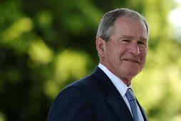 George W. Bush, fyrrverandi Bandaríkjaforseti.