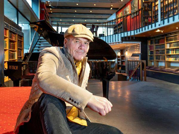 Restaurateur Garðar Kjartansson.