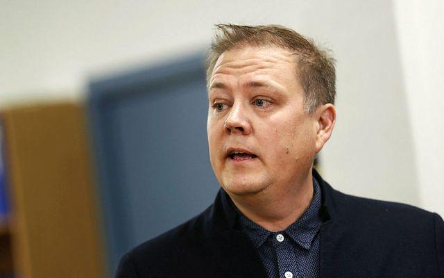Breki Karlsson, formaður Neytendasamtakanna.