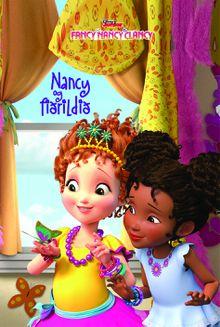 Nancy og fiðrildið