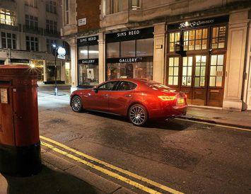 Maserati Ghibli er svo fallegur bíll að auðvelt er að fyrirgefa smávægilega galla.