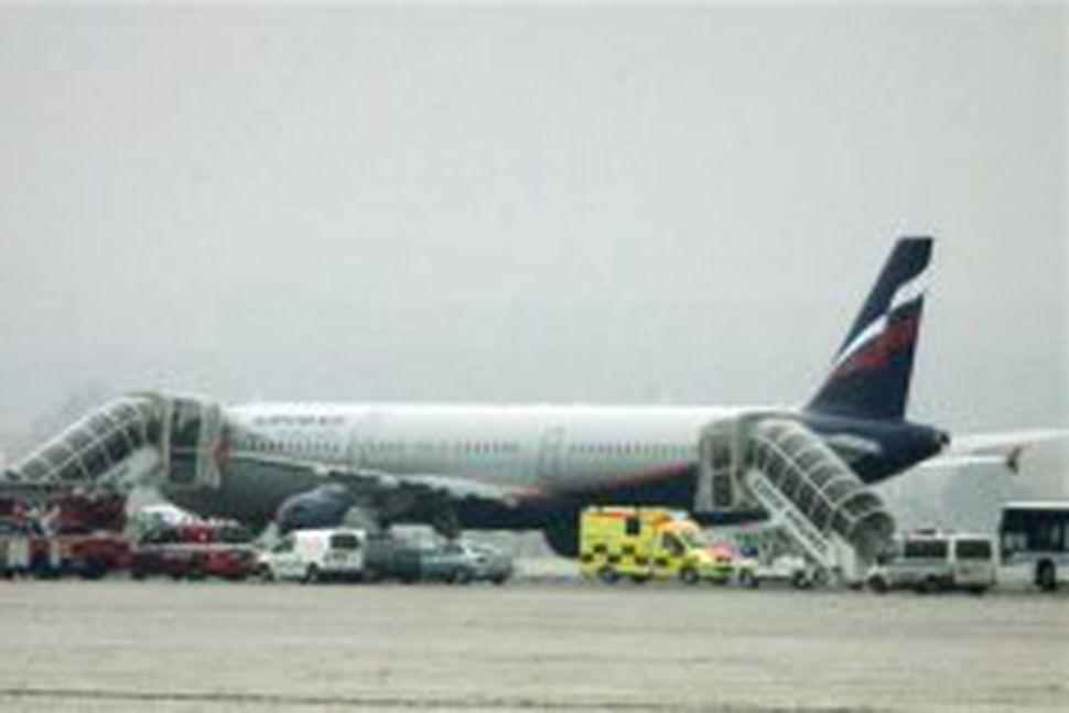 Aeroflot-þota