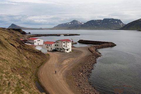 Kaffi Norðurfjörður Café