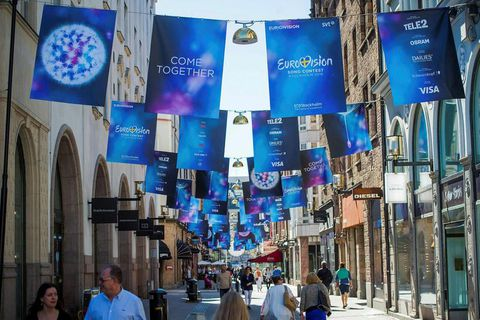 The Swedish capital of Stockholm is gearing up for this year's extravaganza.