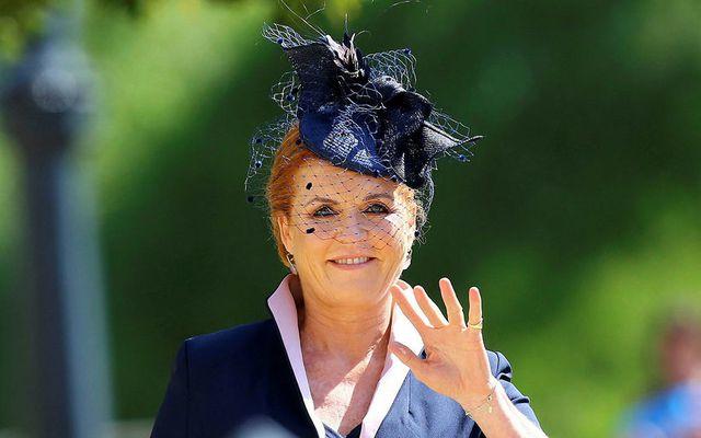 Sarah Ferguson, hertogaynjan af York, Fergie, eða bara Sarah.