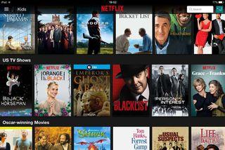 Frá íslenska Netflix.