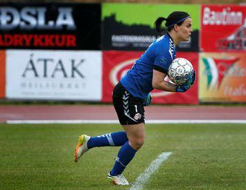 Bryndís Lára Hrafnkelsdóttir.