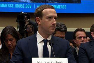 Þjörmuðu að Zuckerberg