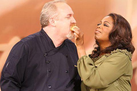 Art Smith og Oprah Winfrey.
