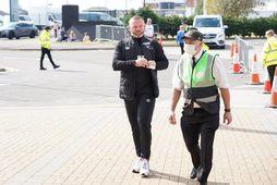 Wayne Rooney er knattspyrnustjóri Derby.