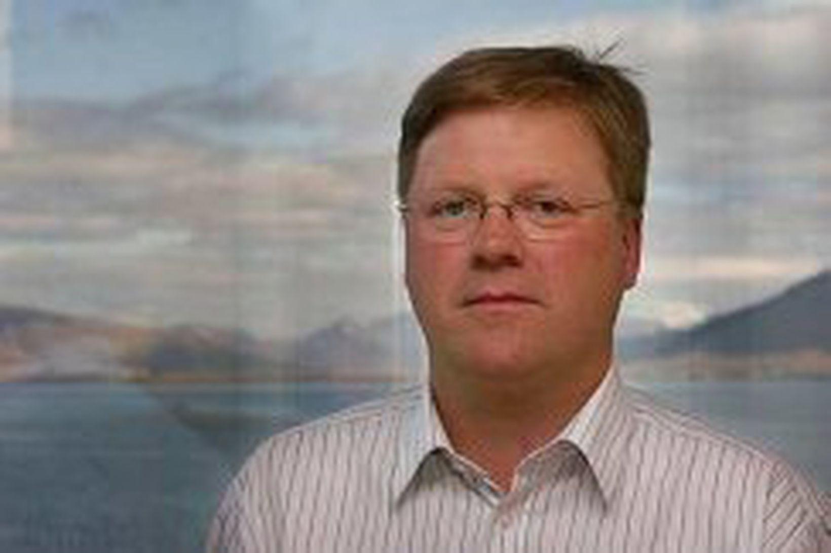 Friðrik Arngrímsson
