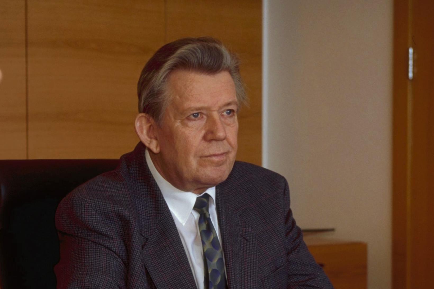 Páll Pétursson.