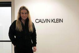 Regína Rourke er listrænn stjórnandi hjá Calvin Klein.