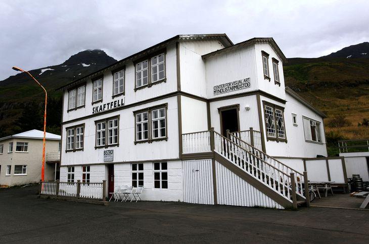 Skaftfell - myndlistarmiðstöð Austurlands
