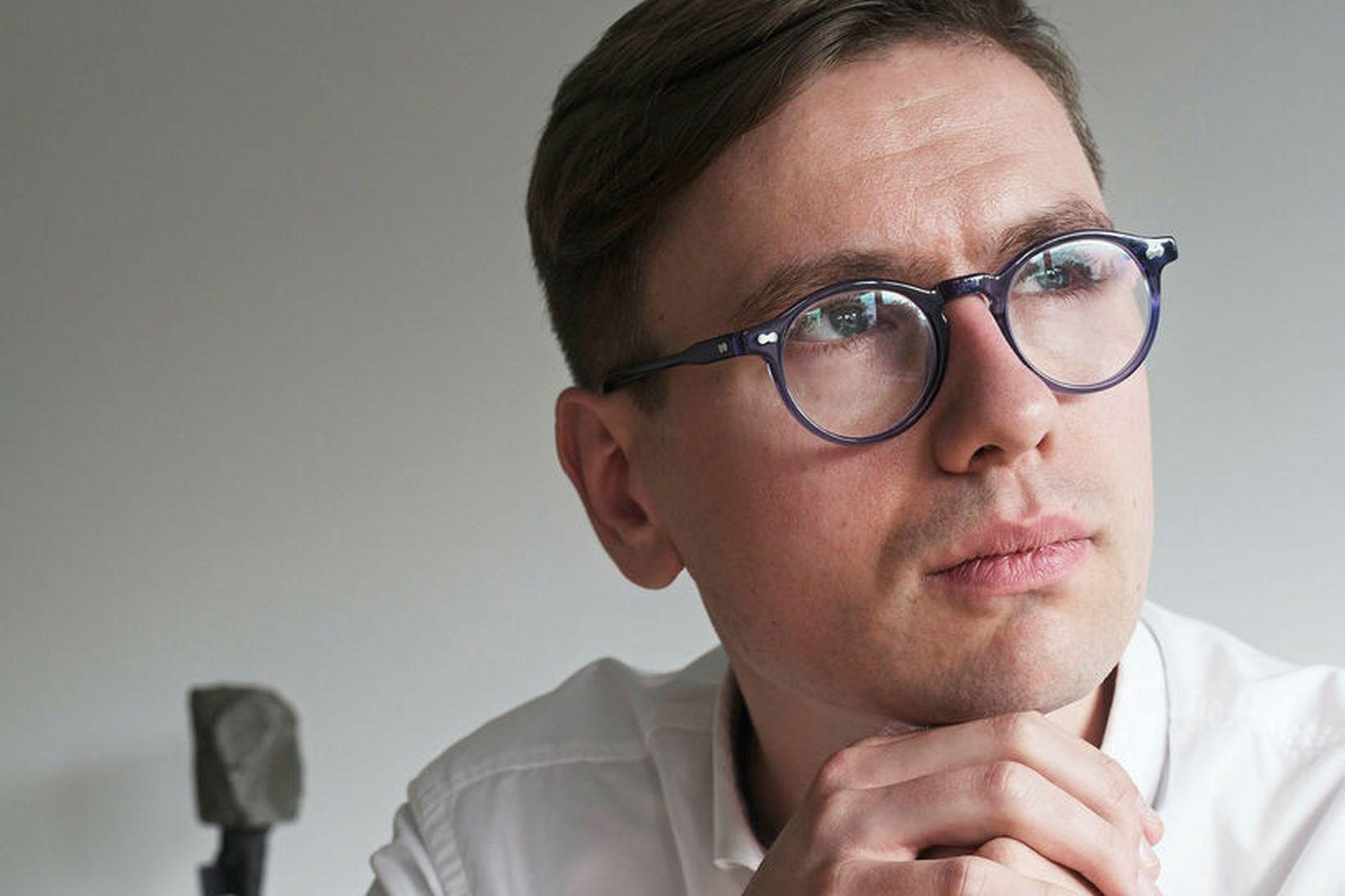 """""""Við að spila Bach afhjúpast allt, það er það persónulegasta …"""