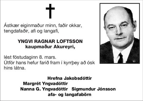 Yngvi Ragnar Loftsson