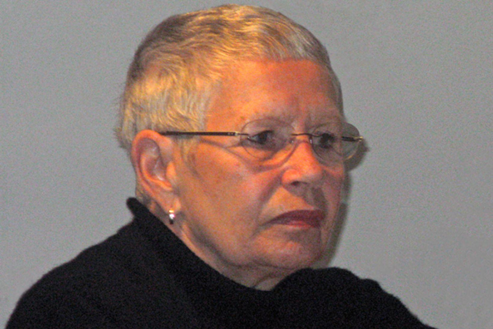 Astrid Kirchherr árið 2012.
