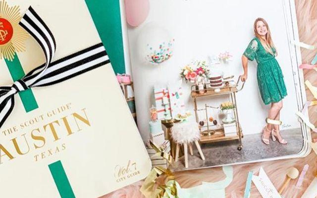 """Carolina er vinsæll """"party planner"""" og heldur úti Instagram síðunni Minteventdesign."""