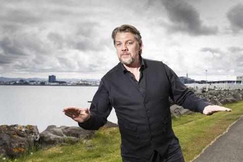 Helgi Björnsson tekur við Borginni.
