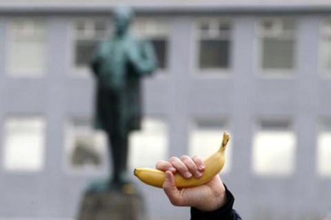 Iceland is a banana republic, according to German newspaper Süddeutsche Zeit­ung