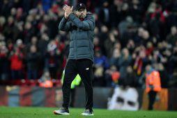 Liverpool er á miklu skriði undir stjórn Jürgen Klopp.