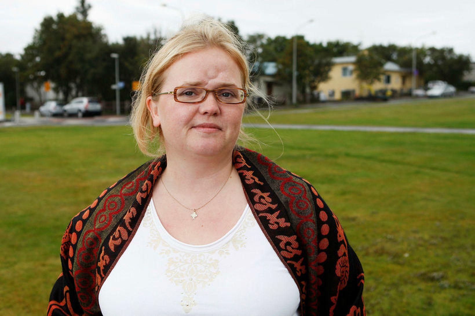 Silja Bára Ómarsdóttir, aðjúnkt í stjórmálafræði við Háskóla Íslands.