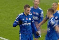 Markið: Leicester skellti sér á toppinn